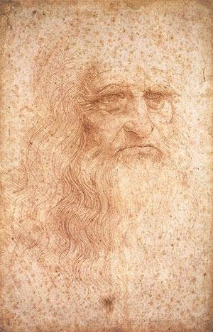 leonard-da-vinci-autoportrait